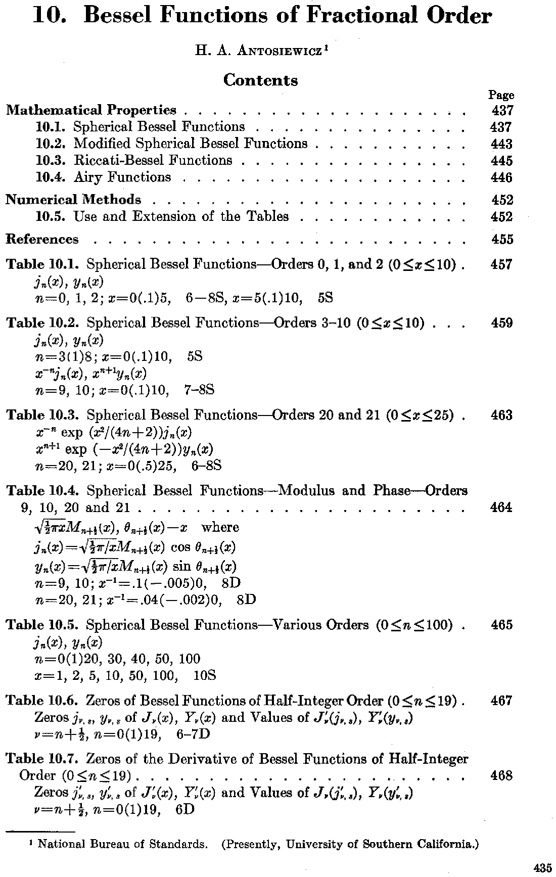 Handbook Of Mathematical Functions Online P 435